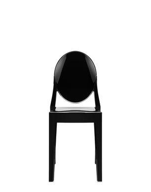 Kartell Victoria Ghost trasparente-nera-bianca