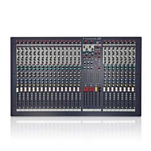 Mixer analogico soundcraft lx7