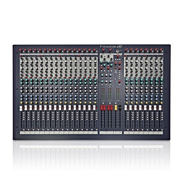 Mixer analogico soundcraft lx7