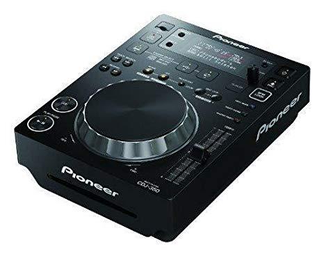 consolle DJ pioneer 350
