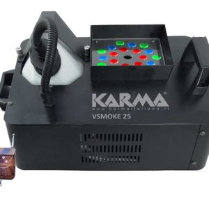 fumo verticale led