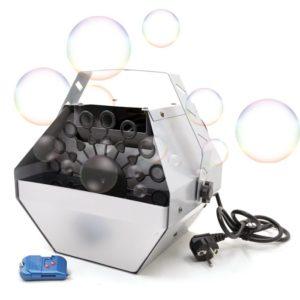 macchina bolle sapone