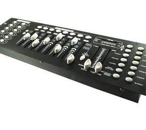 mixer luci 512ch