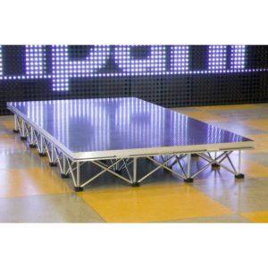 modulo palco 2x1